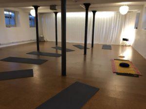 Raum für Yoga in Langenthal